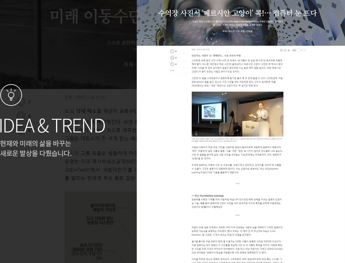 Idea & Trend