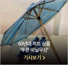 푸른비닐우산