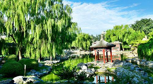 베이징 아름다운 10대 공원으로 꼽힌 곳!