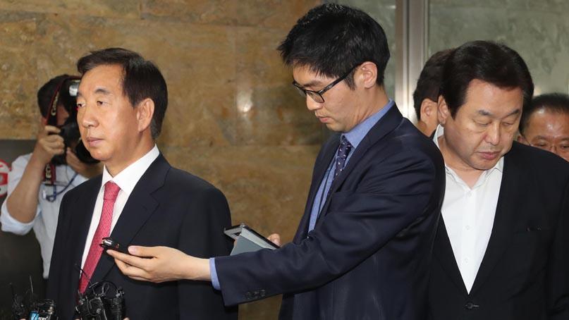 한국당, 비대위 준비위 출범에도 '계파 갈등' 여전