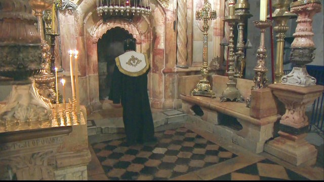 [Al jazeera] Muslim guardians of Jerusalem's holy sites