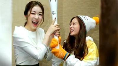 '제2의 김연아' 유영 '연아언니 강심장, 가장 닮고 싶어요'