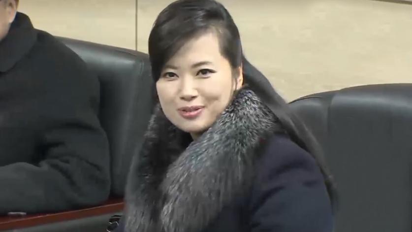 통일부, 현송월 영상 자체 편집…왜?