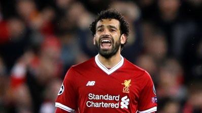 리버풀 살라 '2골 2도움' 골잔치…자비는 없었다
