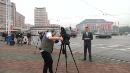 北, 핵실험장 취재 외신에 '원산특구도 취재해달라'