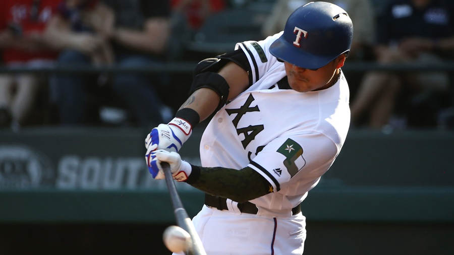 '끝내기 홈런' 추신수, 아시아타자 ML 최다 홈런 금자탑