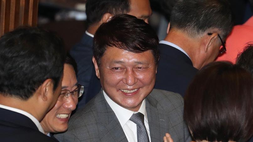 [단독] 민주당 '친문' 최재성 의원, 내일 당대표 선거 출마선언