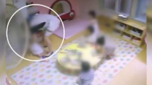 또 어린이집 아동학대…폭행으로 넘어져도 계속 손찌검