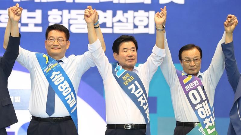 민주당, 권리당원 ARS 투표 시작…바른미래당, '연대' 수싸움