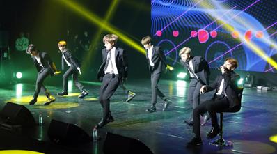 BTS 프랑스 파리 '한·불 우정콘서트' 공연 현장 어땠나