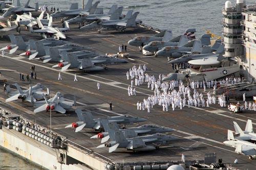 美韩防长通电话讨论落实特朗普对联合军演的指示