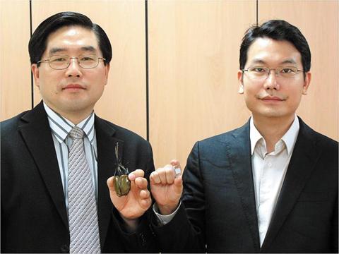 서강대 이승엽(왼쪽) 교수와 박정열 교수.