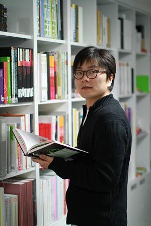 탱그램디자인연구소의 정덕희 공동대표.