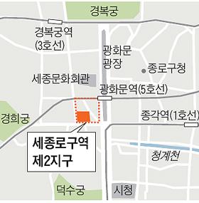 [서울] 객실 316개 6성급 호텔, 광화문 사거리에 들어선다