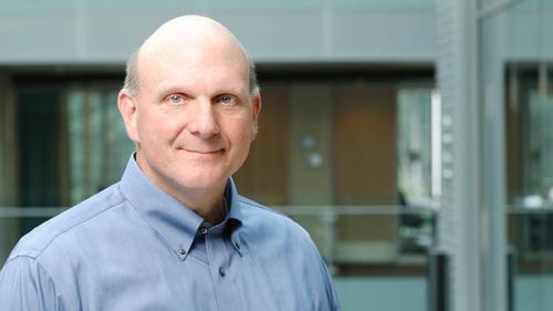 스티브 발머 마이크로소프트 CEO