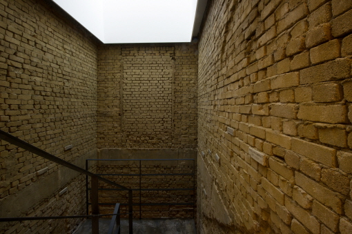 전쟁과 여성인권 박물관 내부 전경./김두호 사진작가