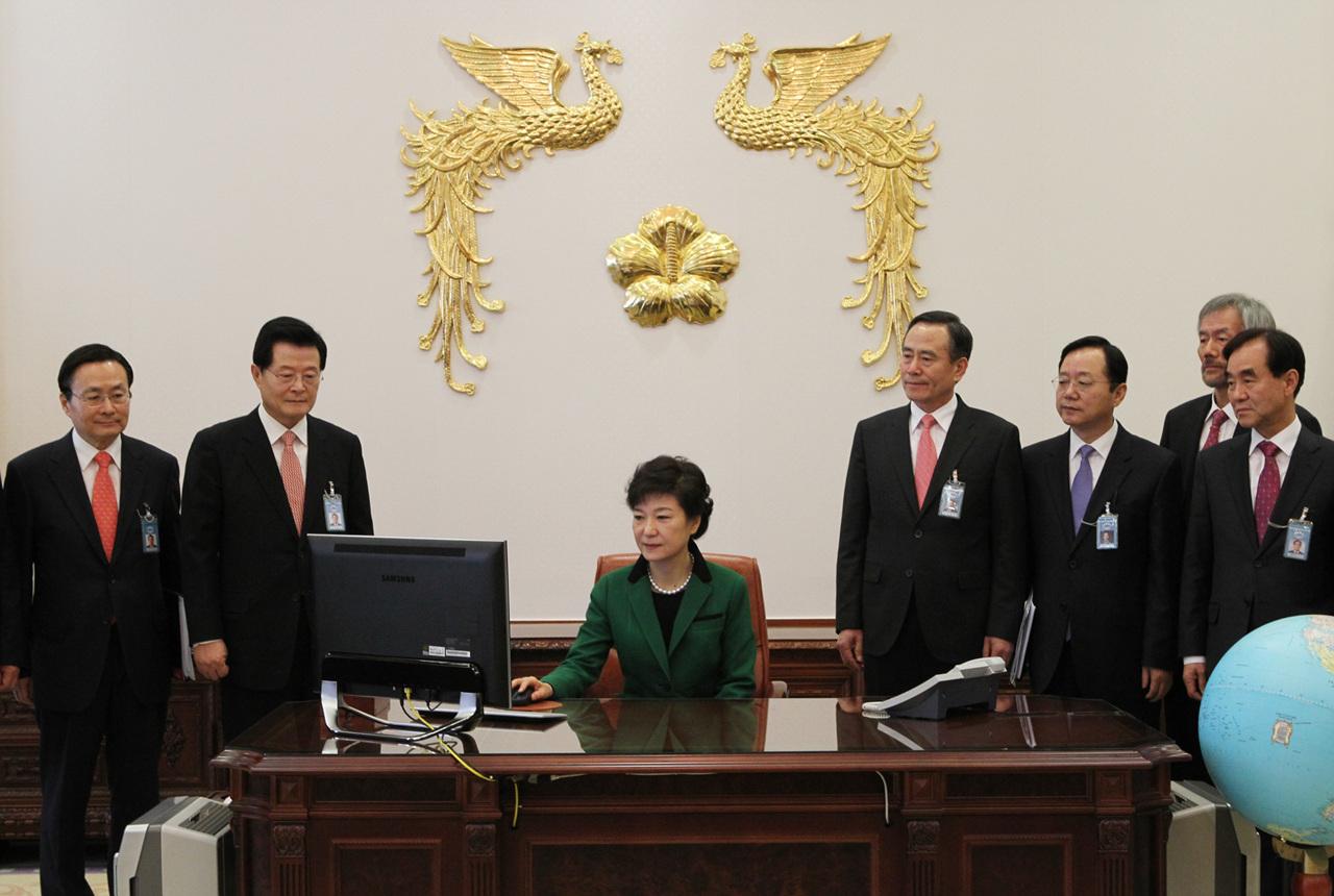 박근혜 청와대에 대한 이미지 검색결과