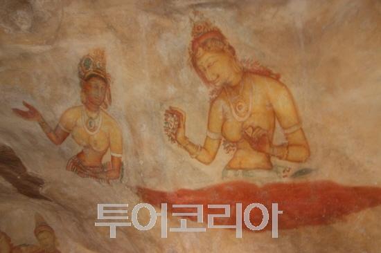 시기리야(Sigiriya).
