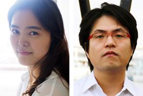 박보미씨(사진 왼쪽), 노일훈씨.