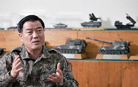 황종수 육군본부 전력부장/한준호 영상미디어 차장대우