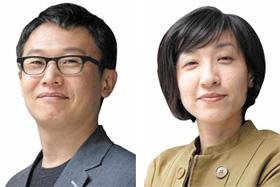 임영환, 김선현씨 사진