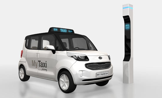 '현대카드는 디자인 회사?'…기아차와 신개념 '마이 택시' 공개 ...