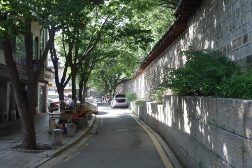 서순라길 초입 풍경/사진=김민철 조선비즈 인턴기자