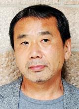 일본 소설가 무라카미 하루키.