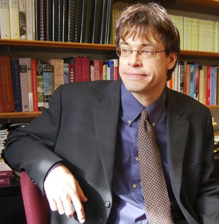 마이클 푸엣 하버드大 동아시아언어문화학과 교수.