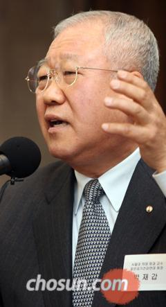 박재갑 교수