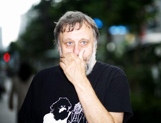 슬라보예 지젝.