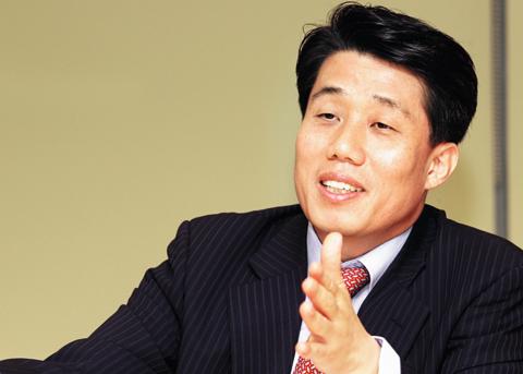 김동일(51) 프랭클린템플턴 투신운용 채권부문 대표 사진