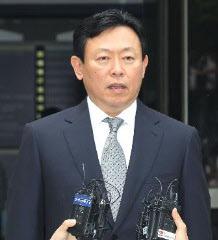 신동빈 롯데그룹 회장. / 롯데그룹 제공