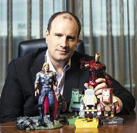 [Cover Story] 마블社 CEO에게 듣는 '빅히트 영화 제작 5가지 비결'
