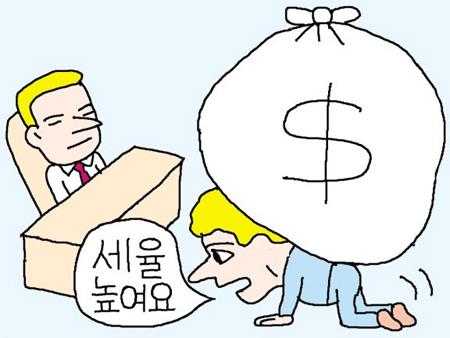 윤희영의 News English 일러스트