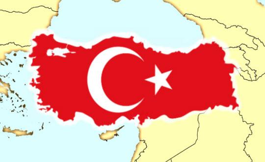 한족에 패망한 흉노, 서진해 터키를 세우다