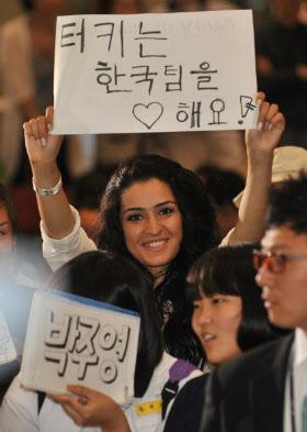 터키 사람들은 한국과 같은 형제라는 의식이 있어서 애정이 남다르다./조선일보DB