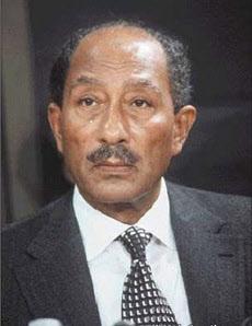 이스라엘과 평화협정을 맺은 후 이슬람에게 피살당한 안와르 사타트 이집트 대통령