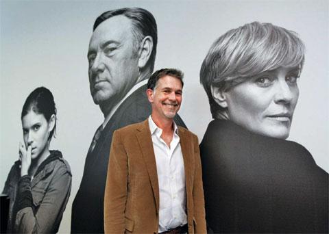 [Cover Story] 넷플릭스 창업해 포천誌 선정 '2010년 올해의 기업인' 1위 오른 헤이스팅스