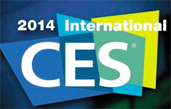 2014 CES 로고 이미지