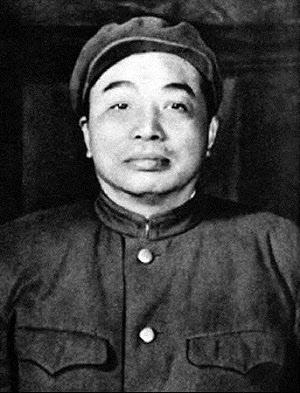 북한 지원군 총사령관 겸 정치위원 펑더화이.