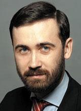'정의 러시아당'의 일리야 포노마레프.
