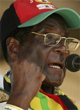 로버트 무가베 짐바브웨 대통령 사진