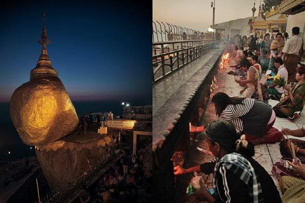 천년을 간직한 황금의 도시, 미얀마 양곤