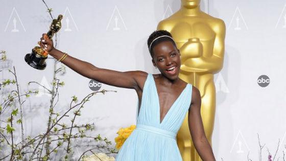 '노예 12년' 루피타 뇽, 피플 '올해 가장 아름다운 인물'