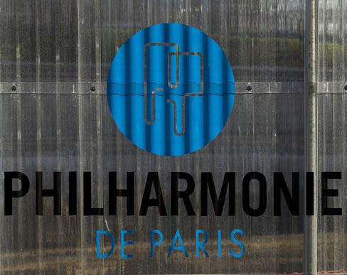 유병언 전 세모 회장의 전시회가 예정된 필하모니 드 파리스 현장 사진. 이 곳은 파리 외곽 라빌라트 공원에 내년 개장을 앞두고 있다./필하모니드파리스 홈페이지