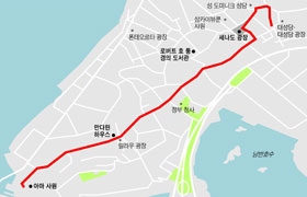 Route3 지도