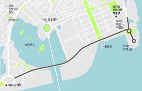 Route4 지도