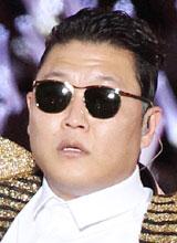 가수 싸이.