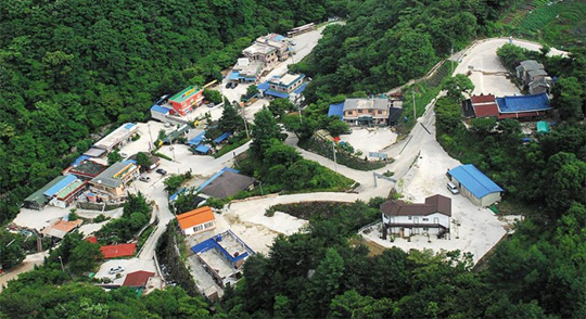 지리산 심원마을 사진